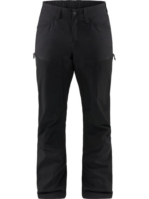 Haglöfs Mid Flex Pants Men True Black Solid